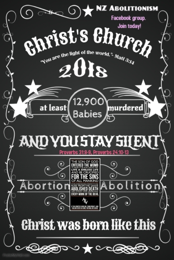 Abolitionism poster