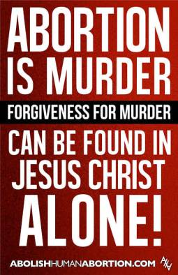 murder and forgivness